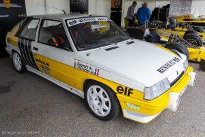 Autobrocante de Lohéac 2019 - Renault 11 Turbo