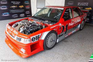 Autobrocante de Lohéac 2019 - Renault 21 Turbo