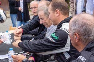 Autobrocante de Lohéac 2019 - les pilotes Renault
