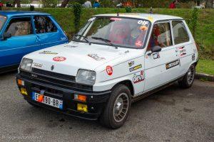 Autobrocante de Lohéac 2019 - Renault 5 Alpine Turbo