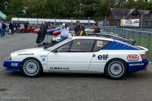 Autobrocante de Lohéac 2019 - Alpine GT V6 Turbo