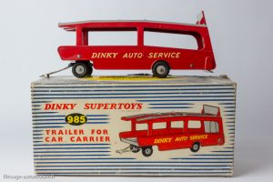 Dinky Toys réf. 985 - Trailer for Car Carrier