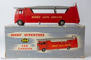 Dinky Toys réf. 984 - Car Carrier