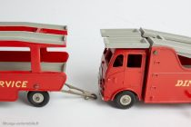 Dinky Toys réf. 984 et 985 - assemblage Car Carrier et Trailer for Car Carrier