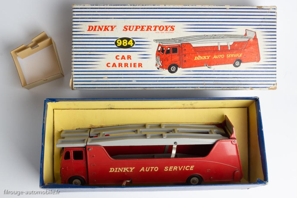 Dinky Toys réf. 984- Car Carrier dans sa boite