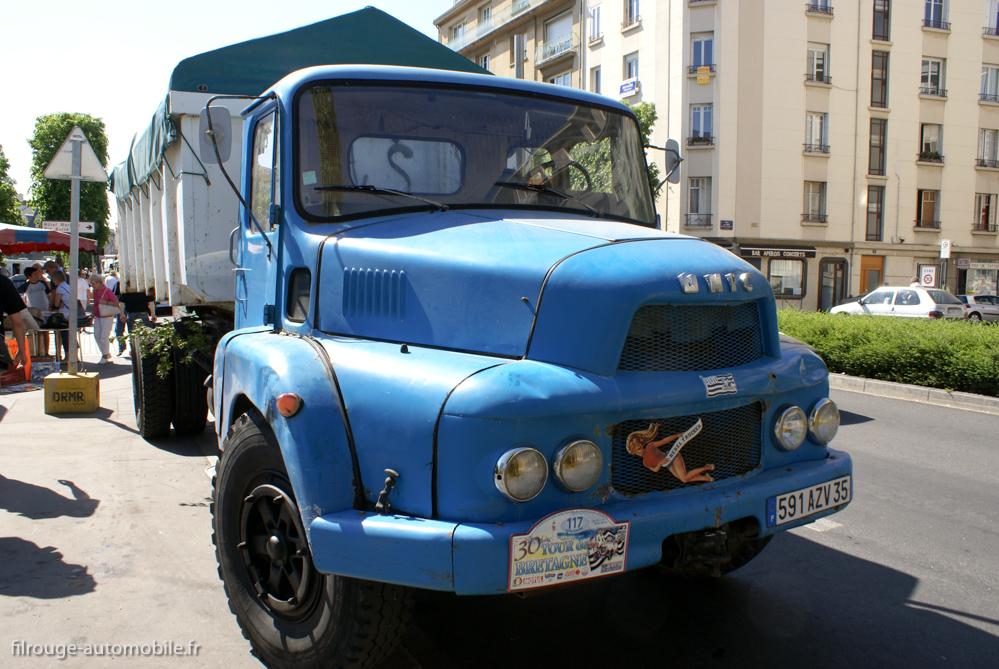Camion Unic ZU