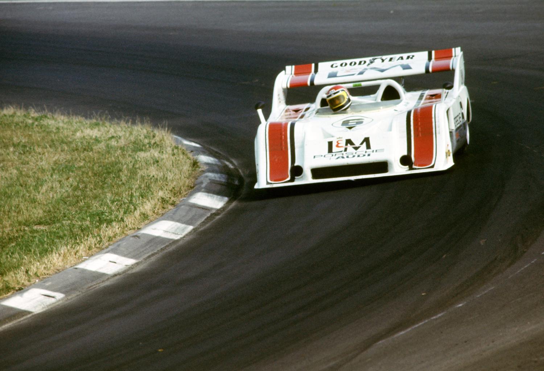 Porsche 917/10 CanAm de 1972 (crédit Porsche)