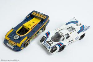 Porsche 917/30 CanAm 1973 - Eligor Réf. 2001 & Porsche 917 K Solido