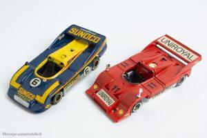 Porsche 917/30 CanAm 1973 - Eligor Réf. 2001 & Porsche 917/10 Solido