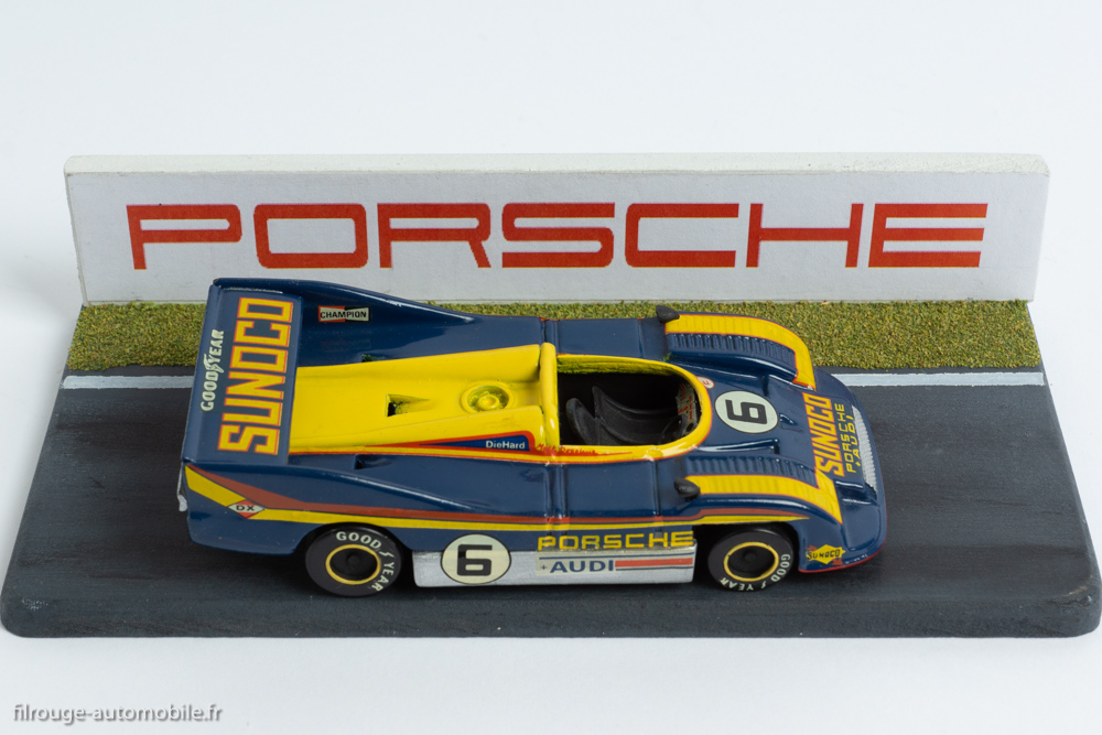 Porsche 917/30 CanAm 1973 - Eligor Réf. 2001