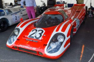 Porsche 917 vainqueur 24 heures du Mans 1970