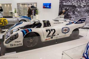 Porsche 917 vainqueur 24 heures du Mans 1971