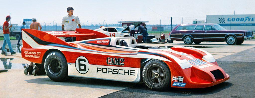 Porsche 917/30 - record Tallageda en 1975