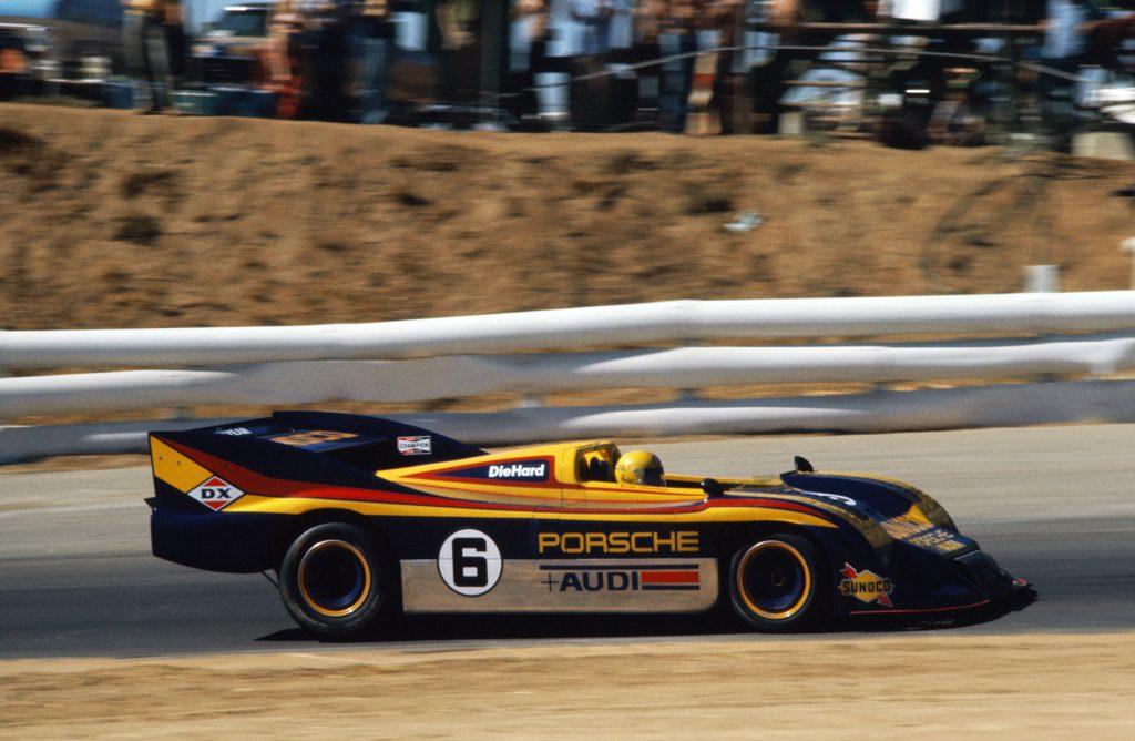 Porsche 917/30 CanAm 1973 (crédit Porsche)