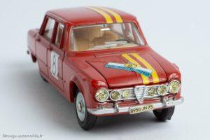 Dinky Toys réf. 1401 - Alfa Roméo Giulia 1600 TI Rallye