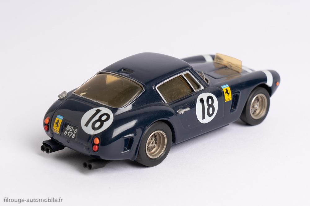 Ferrari 250 GT Berlinetta SWB 2735 GT - 24 Heures du Mans 1961 - kit X/AMR