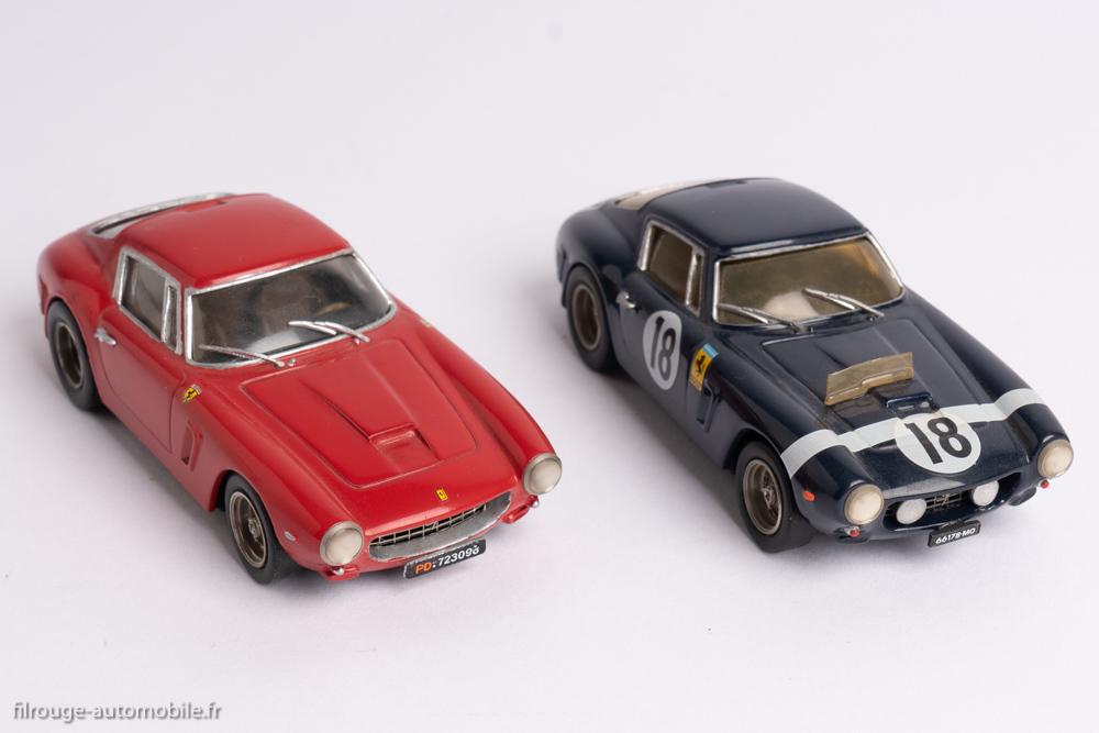 Ferrari 250 GT Berlinetta SWB compétition - kits X/AMR