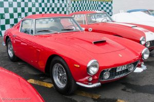 Ferrari 250 GT Berlinetta SWB version route