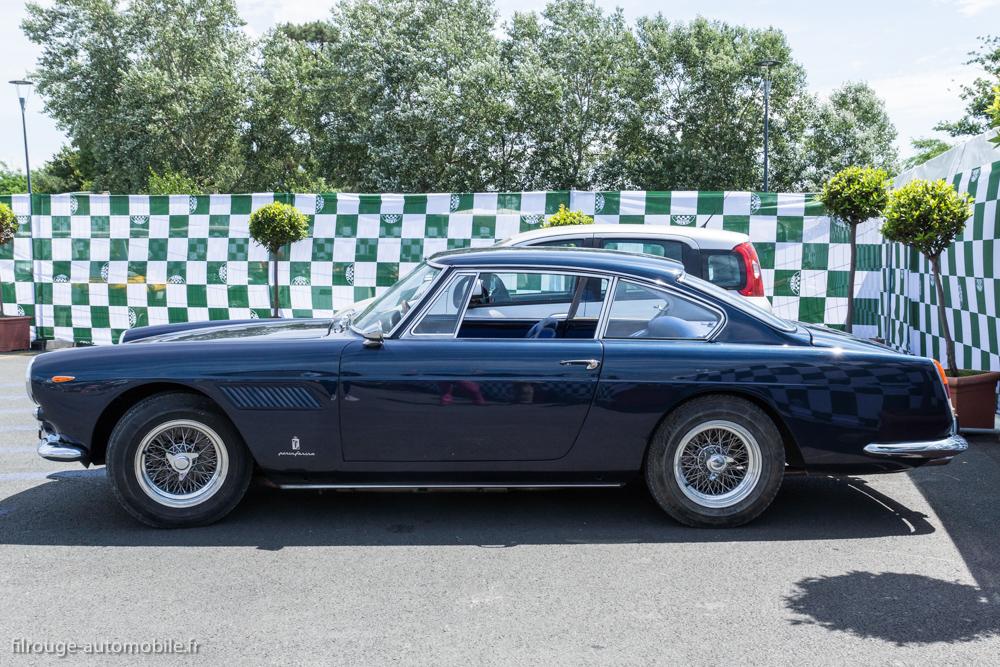 Ferrari 250 GTE 2+2 de 1961