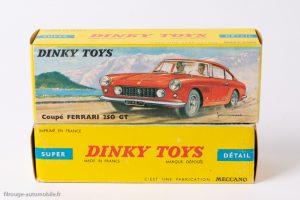 Dinky Toys Réf. 515 - Boite Ferrari 250 GT 2+2