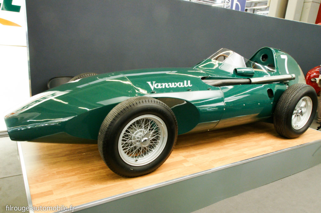 Vanwall VW5 - Champion du monde 1958
