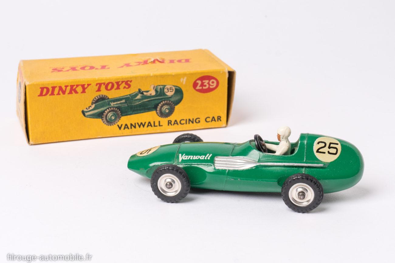 Vanwall VW5 - Dinky Toys réf. 239