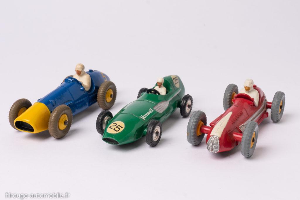 Dinky Toys : Ferrari 23H, Vanwall 239, Maserati 23N
