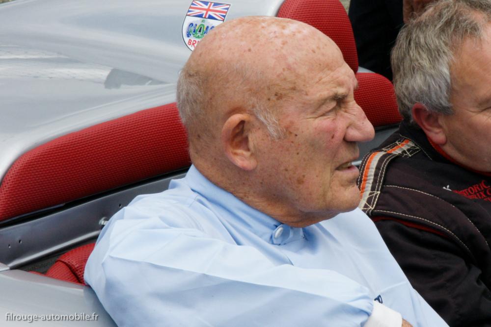 Stirling Moss - Le mans Legend 2011