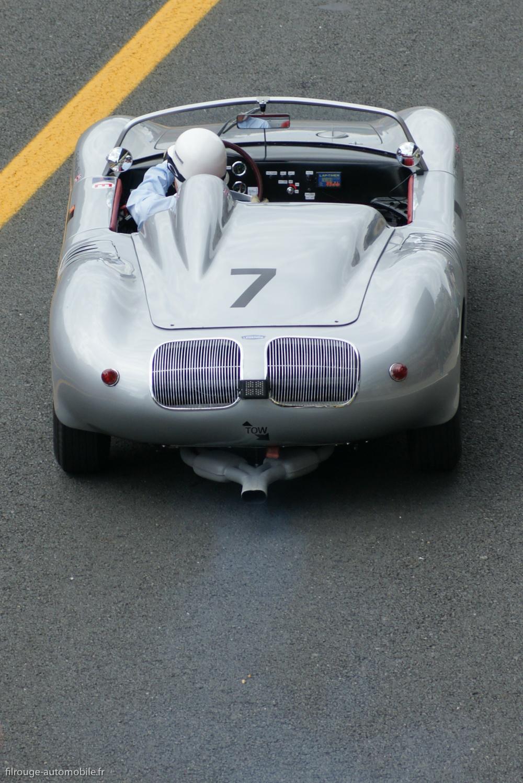 Le Mans Legend - 9 juin 2011 - Stirling Moss pour son dernier tour chronométré