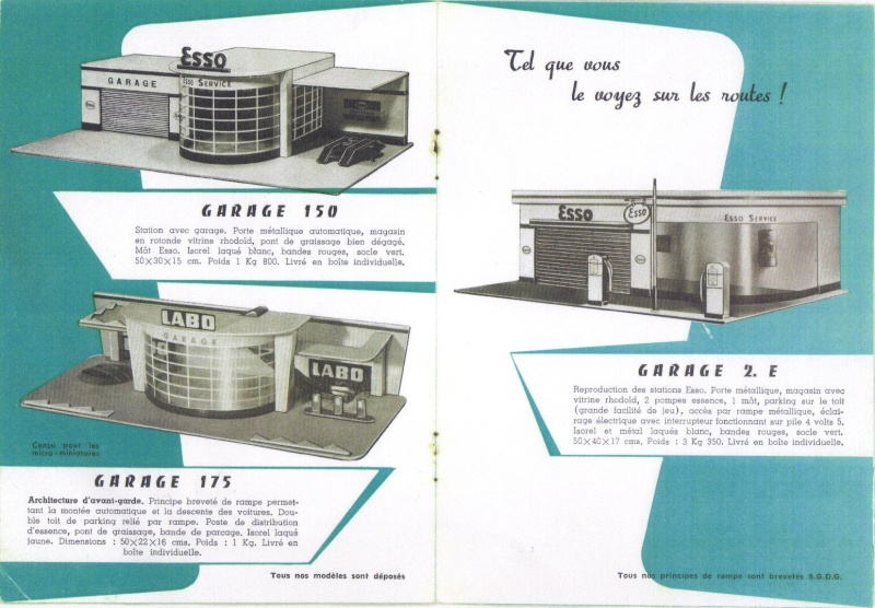 Catalogue Depreux 1957