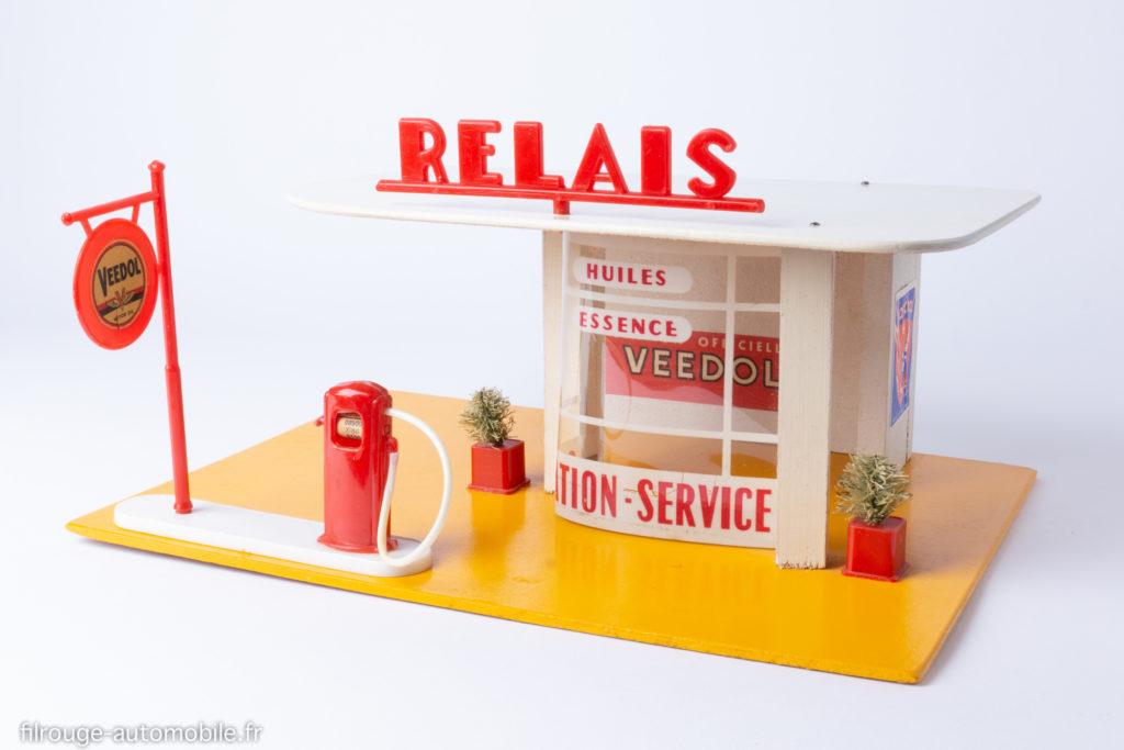 Station-service Relais Atomic - Veedol