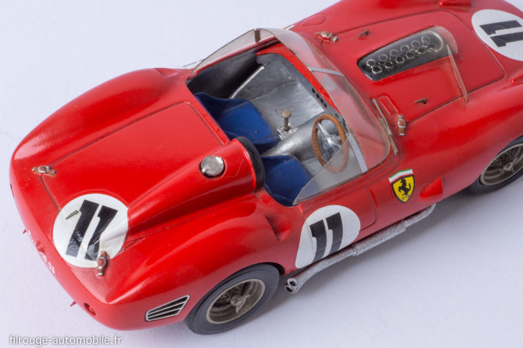 Ferrari 250 TR 59/60 - Vainqueur des 24 Heures du Mans 1960 - Kit Starter