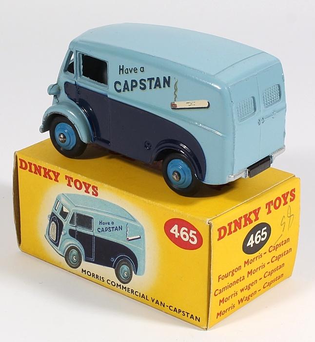 Morris J Capstan - Dinky Toys réf. 465