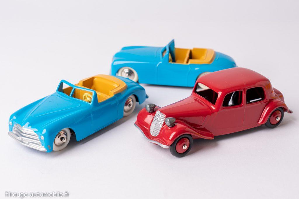 Dinky Toys Editions Atlas - Lots de la Grande Course