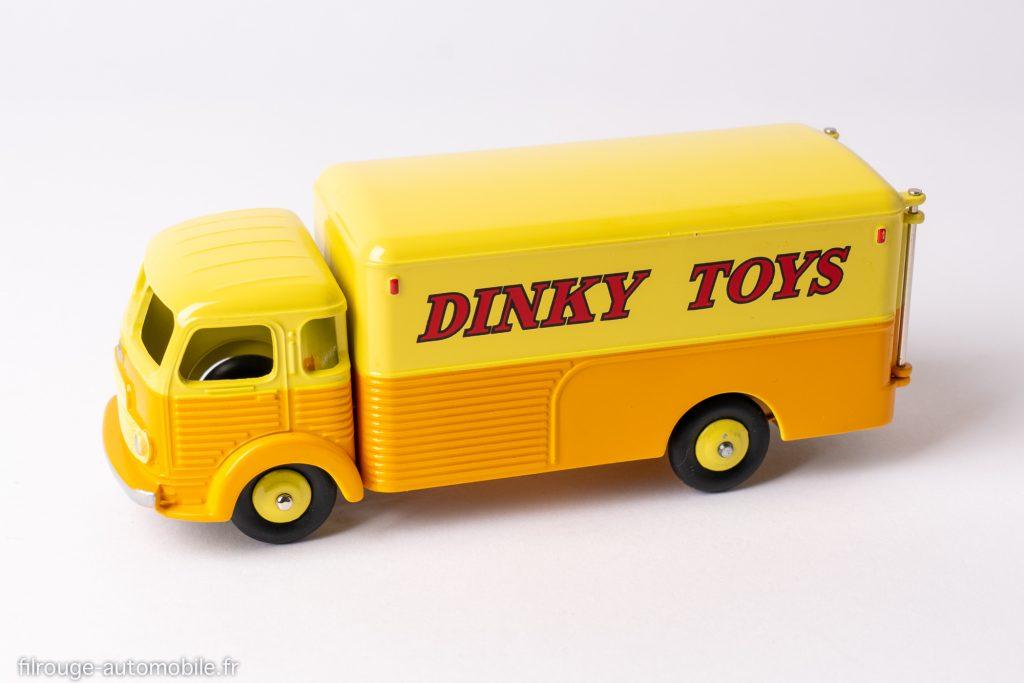 Dinky Toys Editions Atlas - Simca Cargo 75 ans de Dinky Toys