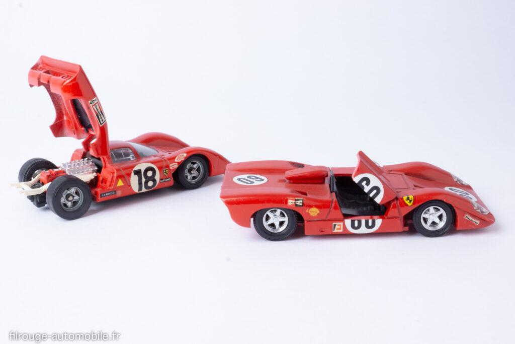 Ferrari 312 P - Dinky Toys & Solido