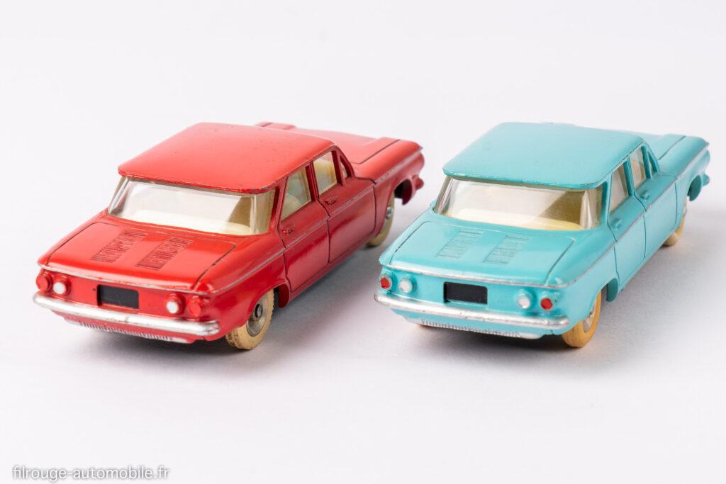 Cevrolet Corvair - Dinky toys réf. 552