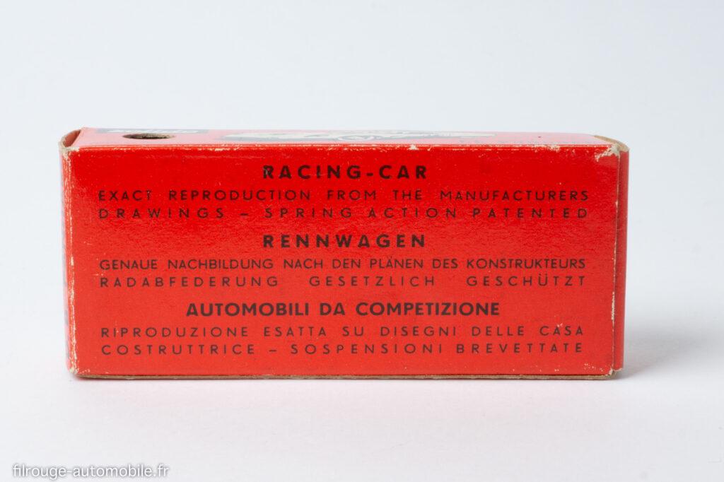 D.B Panhard HBR4 24 Heures du Mans 1959 - Solido réf.112