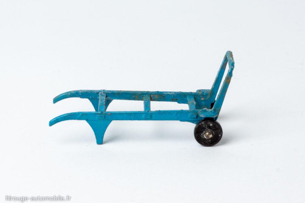 Dinky Toys anglais réf. 107A - Diable