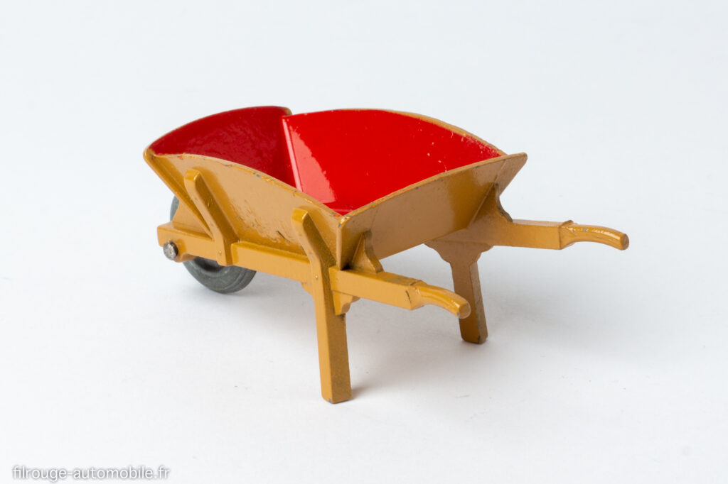 Dinky Toys anglais réf. 105B - Brouette