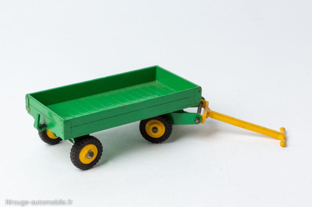 Dinky Toys anglais réf. 105C - Chariot à main à 4 roues