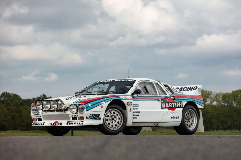 Lancia 037 (photo Artcurial)