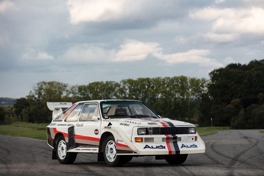 Audi Sport Quattro S1 (photo Artcurial)