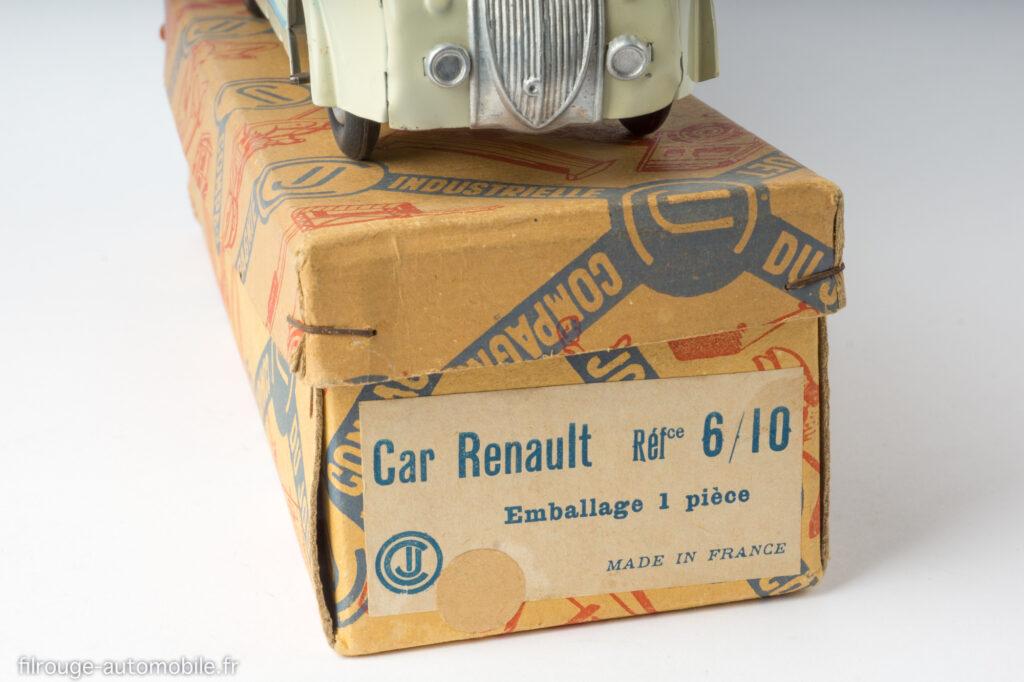 C.I.J réf. 6/10 - Autocar Renault