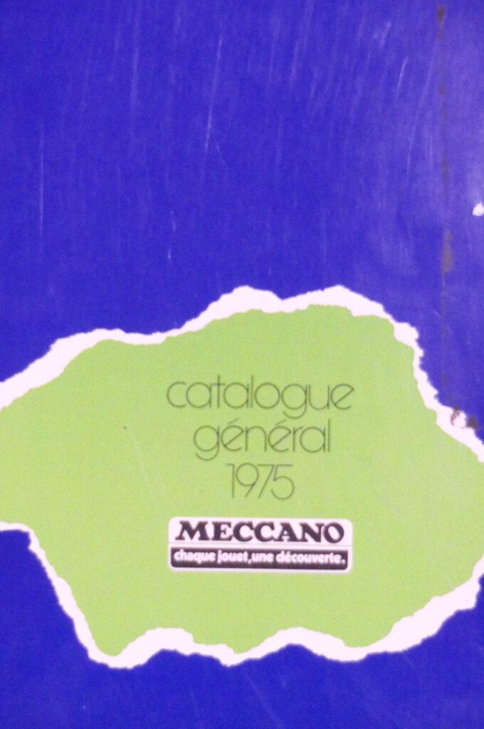 Catalogue général Meccano 1975