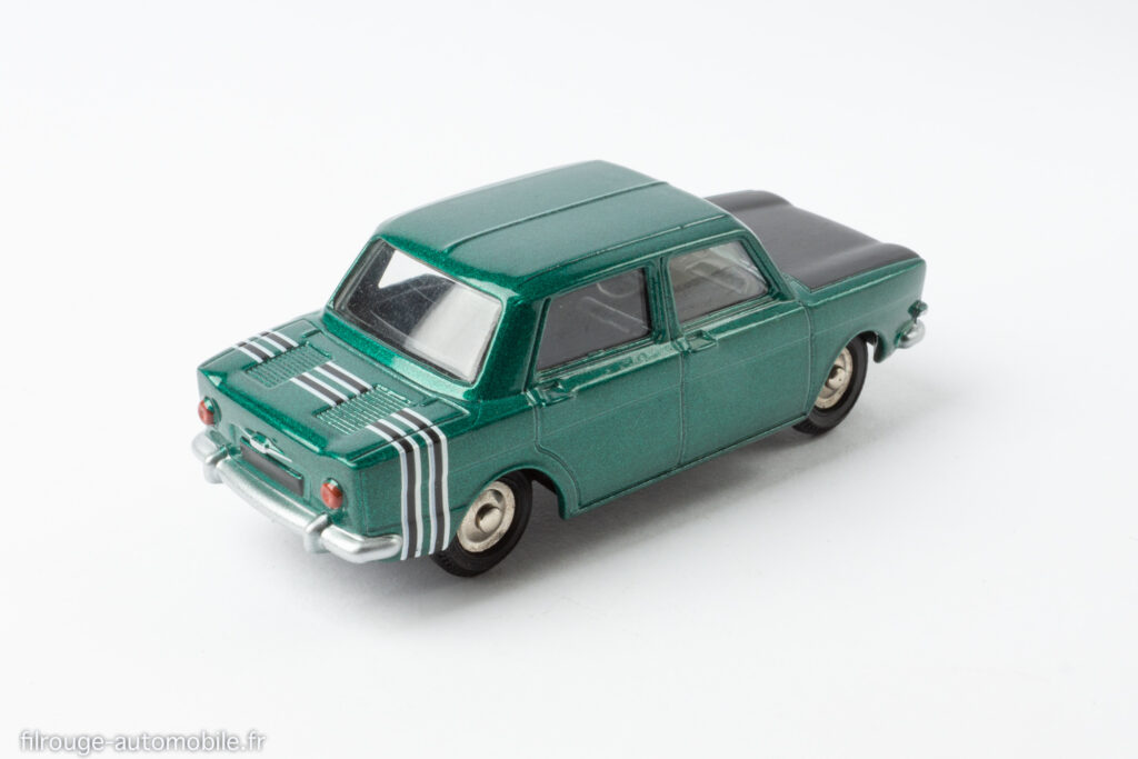 Dinky Toys Editions Atlas réf. 520 - Simca 1000 Rallye 2