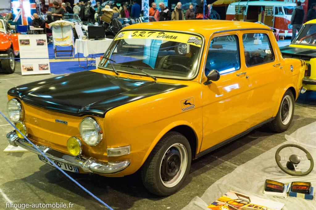 Simca 1000 Rallye 1