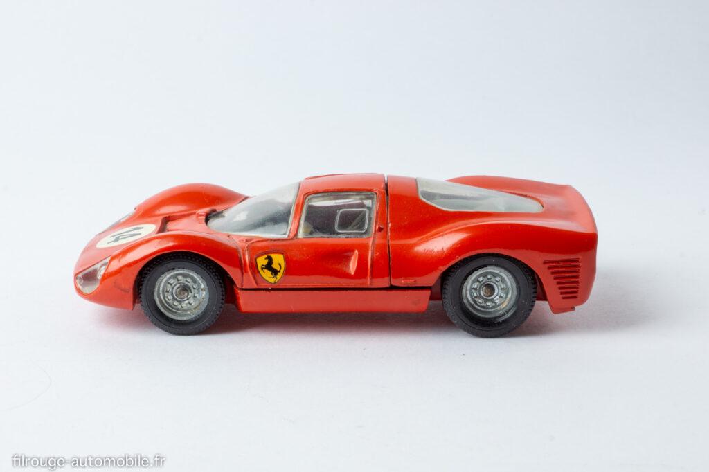 24 Heures du Mans 1966 - Ferrari P3 -1/43ème Solido