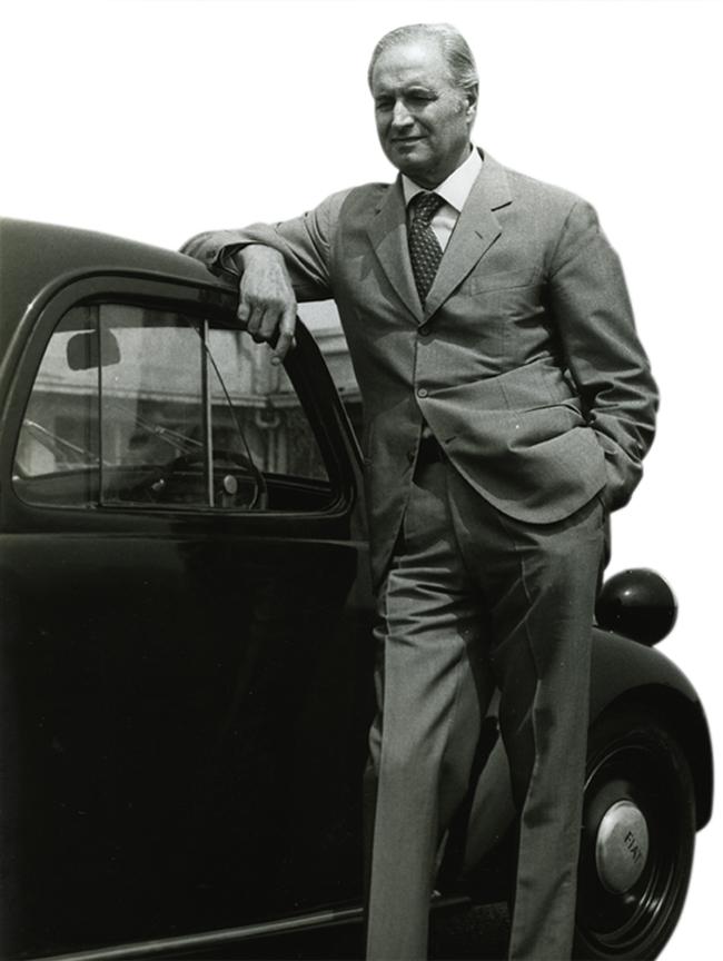 Dante Giacosa - ingénieur de Fiat Topolino