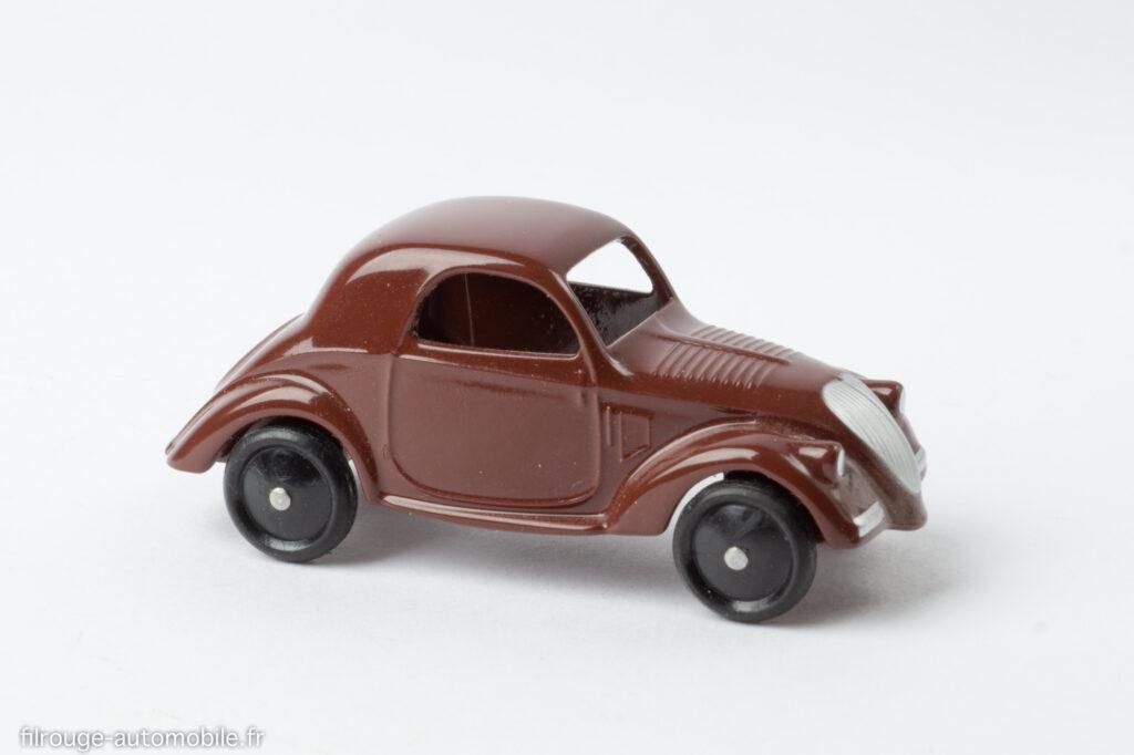 Dinky Toys Réf. 35 a reproduction Editions Atlas - Simca 5